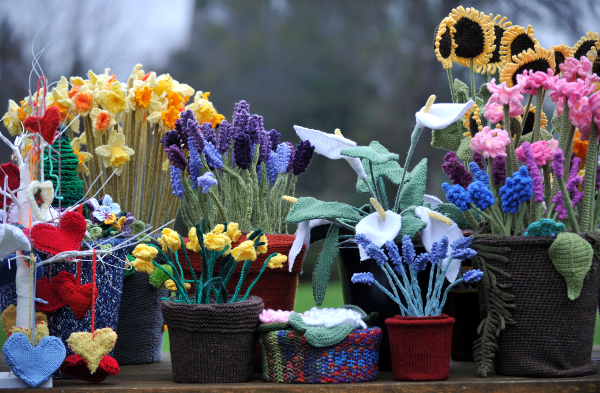 RHS Malvern Spring Festival - Work of Heart - Knitted Flowers.jpg