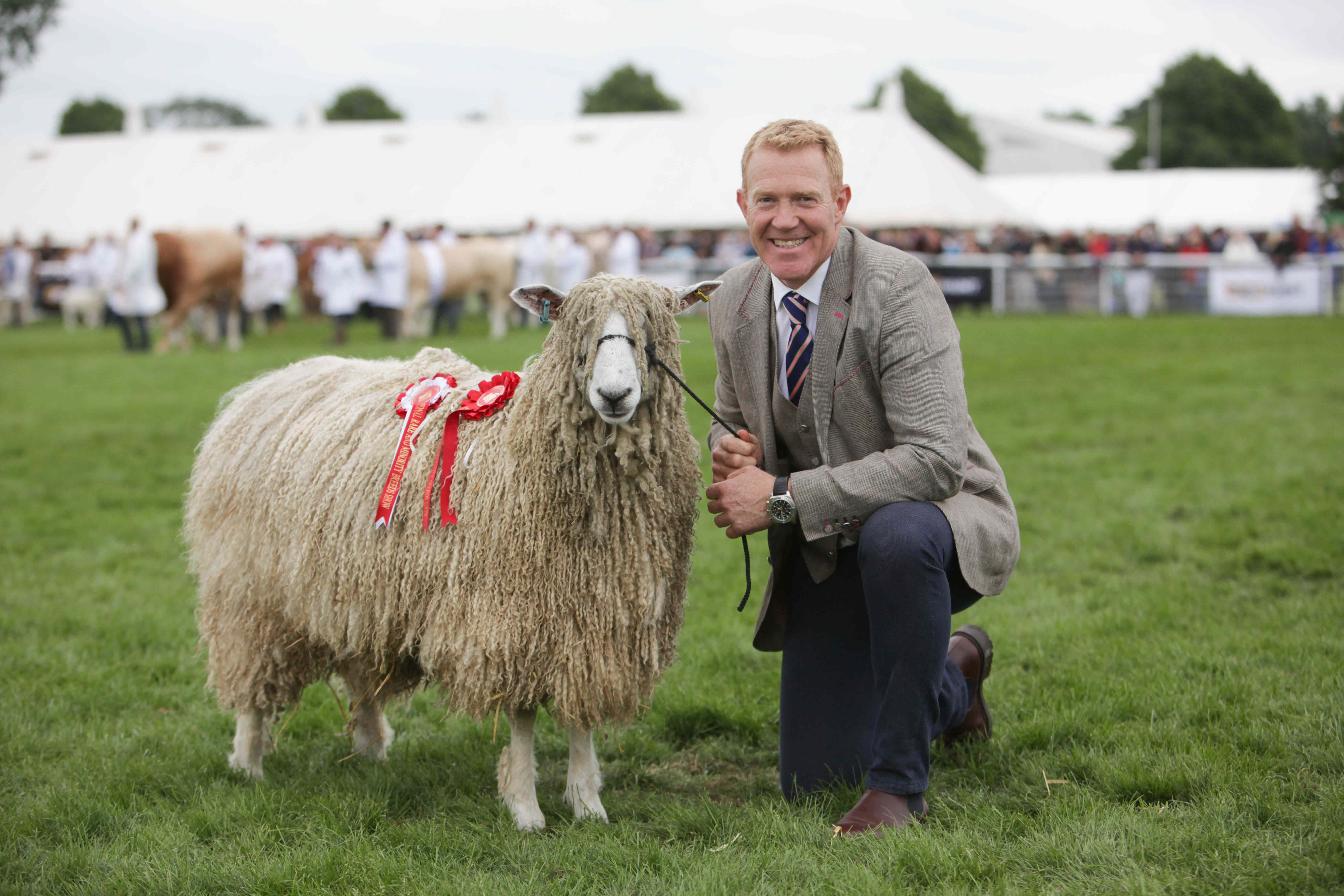 Royal Three Counties Show - Adam Henson and Sheep.jpg